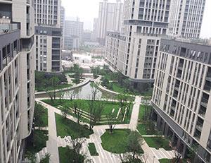 青奥村景观工程
