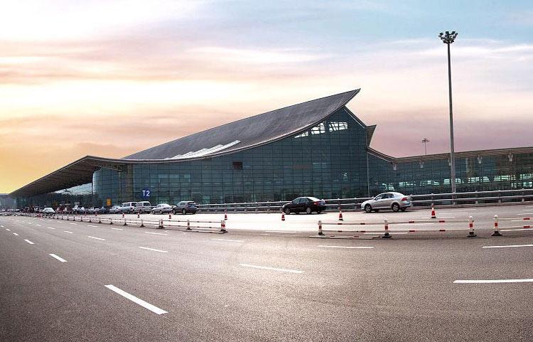 沈阳桃仙机场(2002年建)