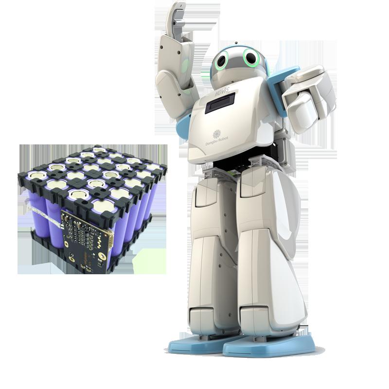 机器人动力电池保护板