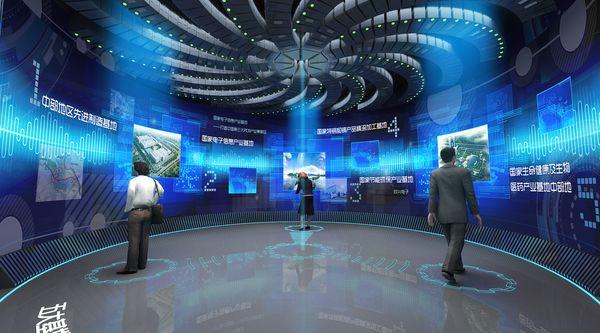 智慧城市展廳的設計理念和未來發展