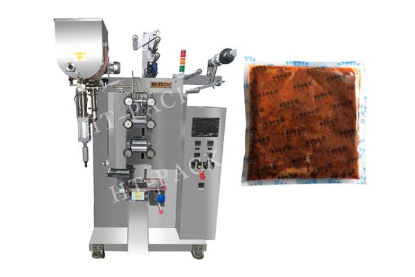 火锅底料包装机 全自动火锅酱料包装设备 酱料灌装机