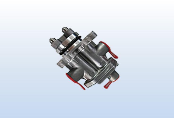 双H阀 Double H valve