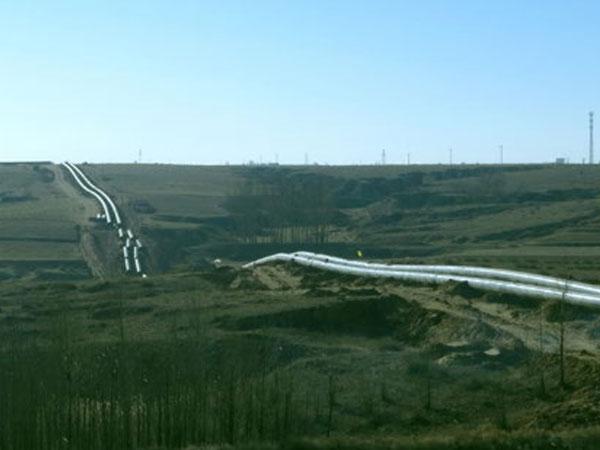中天合创鄂尔多斯煤炭深加工示范项目厂外输水系统