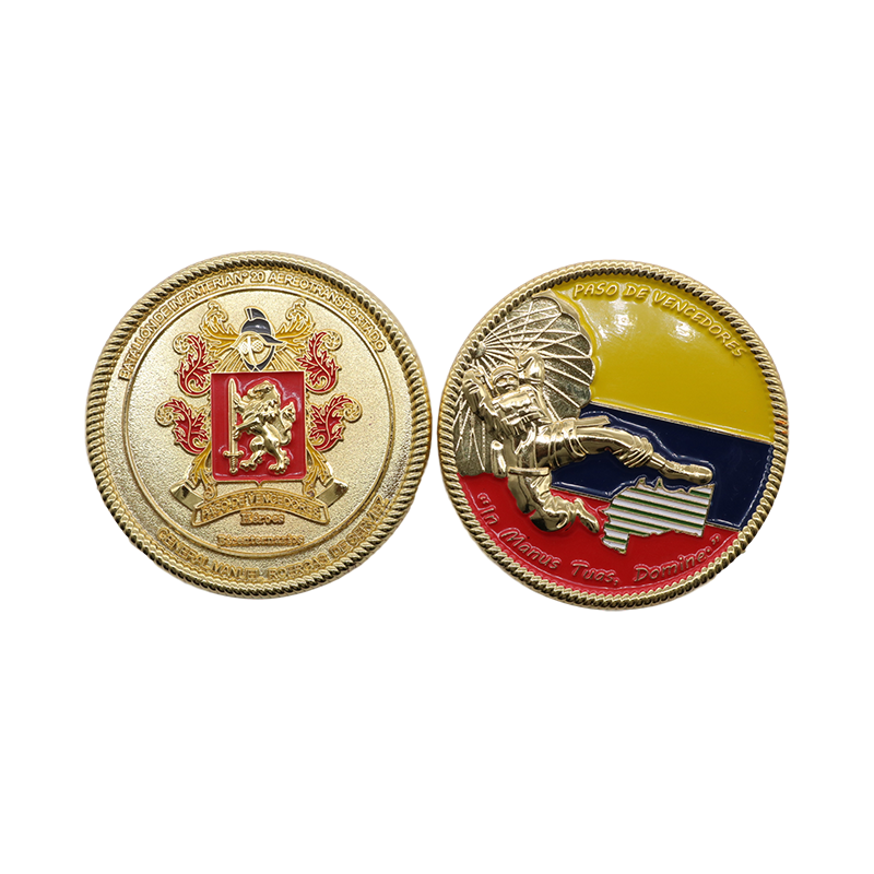 浮雕纪念币