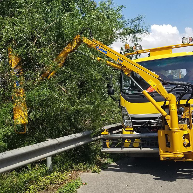 IM500A 綠化綜合養護車