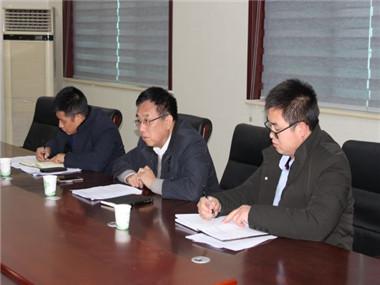 國控集團王宏偉主席督查建設集團安全工作