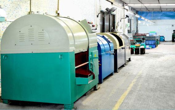 Rolling mill workshop