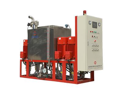 高壓細水霧泵組