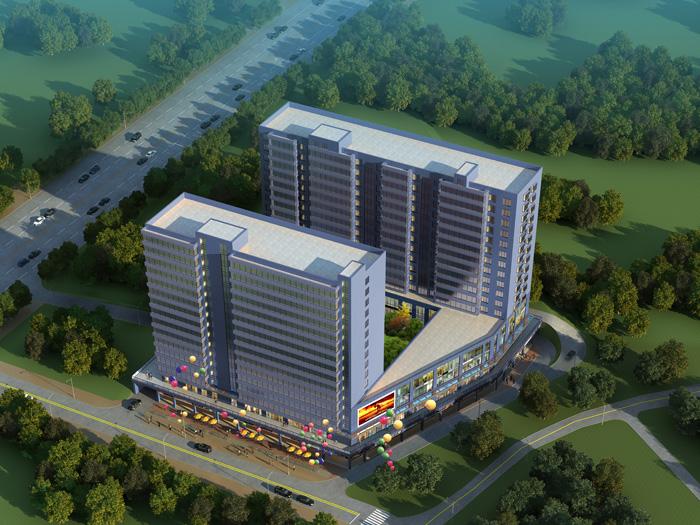 南寧市仙湖上洲商業廣場