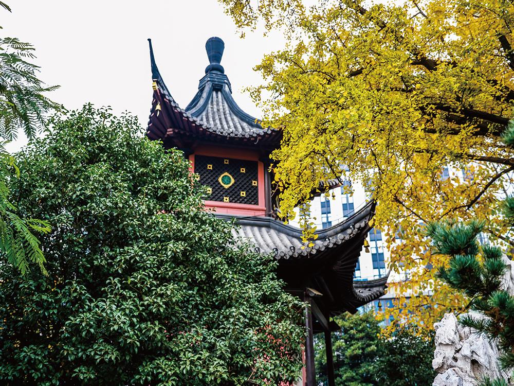 大钟亭公园