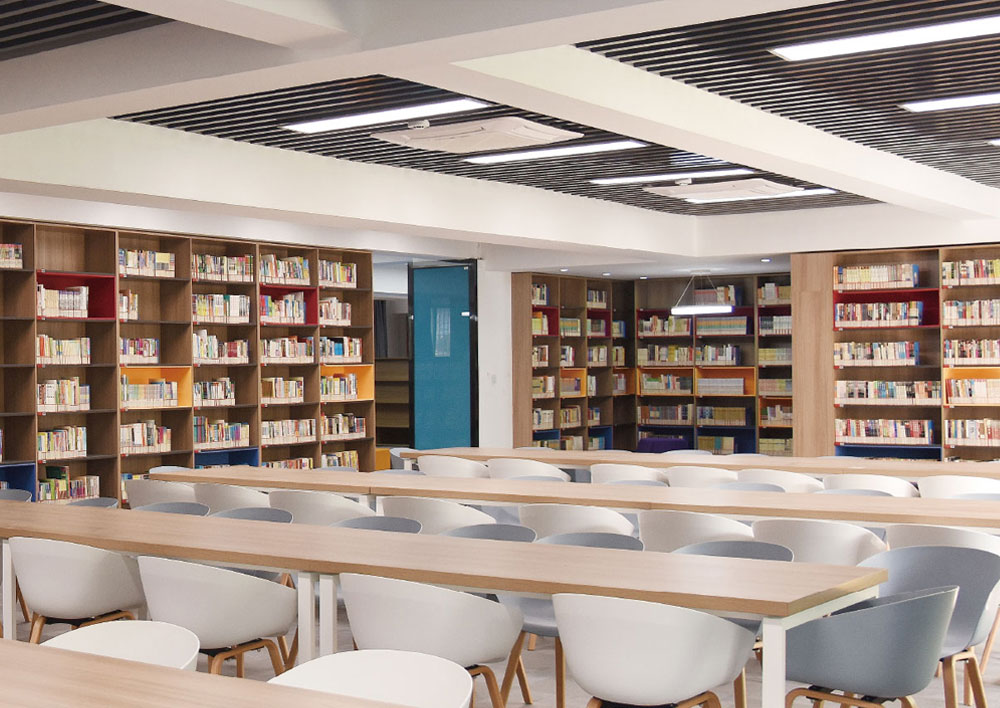 图书馆 / 阅览室 / 公共空间