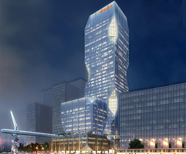 广州阿里巴巴大厦
