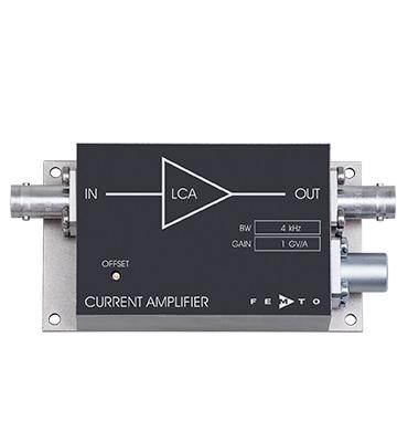 LCA系列超低噪声电流放大器