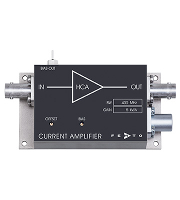 HCA系列高速电流放大器