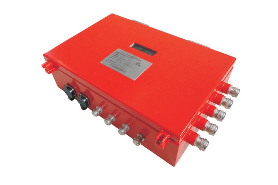 KJJ12-矿用本安型以太网交换机
