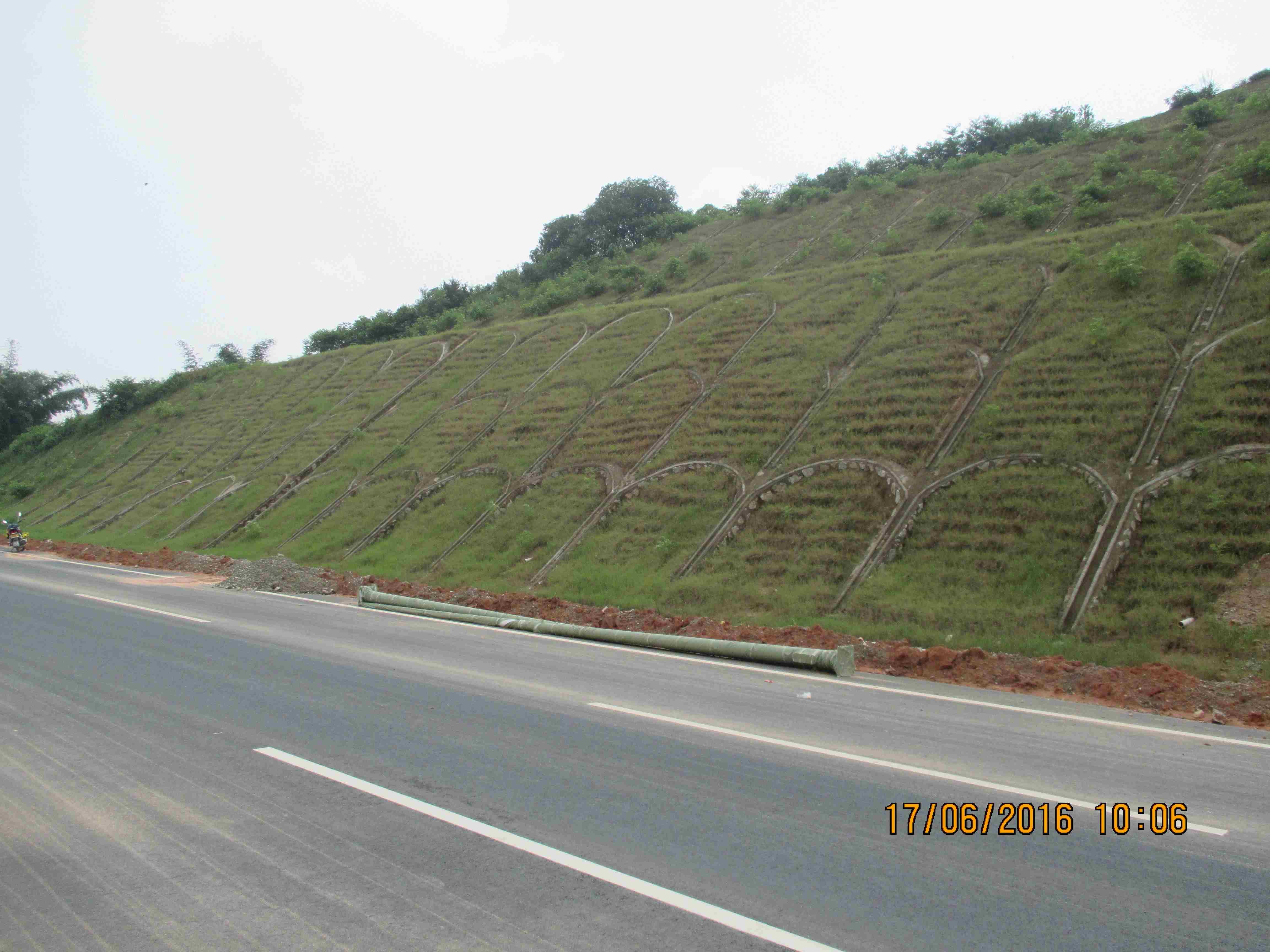 新興縣二環路西段工程