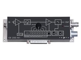 OE-200系列可变增益光电探测器