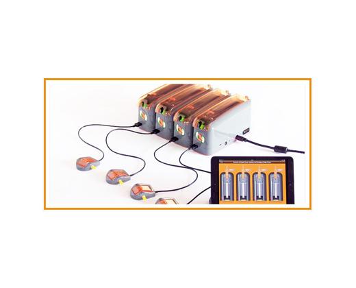 Cellix 微流控注射泵 ExiGo Pump
