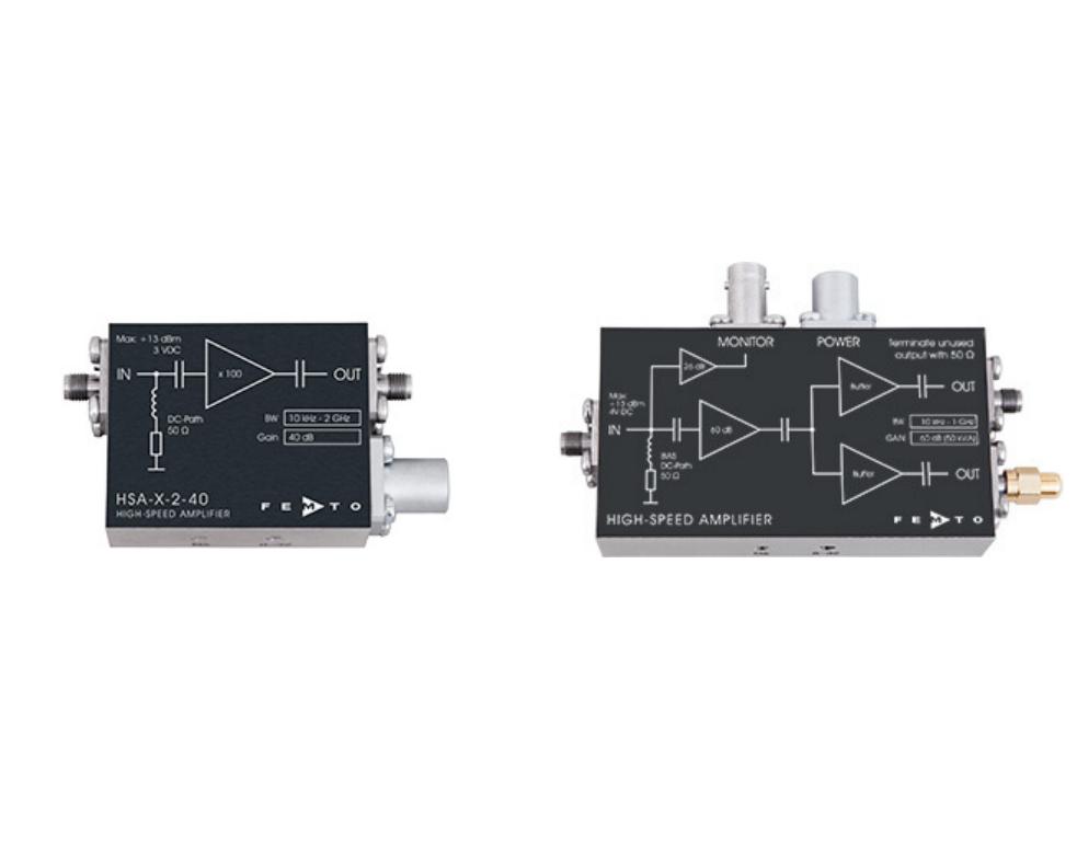 HSA 系列1.2-2.5GHz 高速放大器