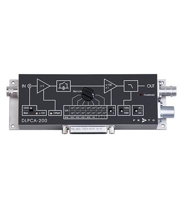 DLPCA-200 可变增益低噪声电流放大器
