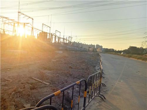 廣州市石灘大道(增灘公路橫嶺段)改造工程