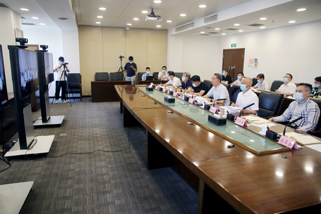 国务院安委会办公室约谈山西省人民政府