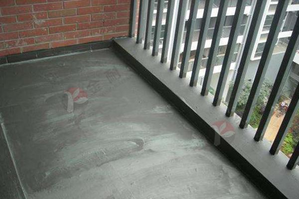 阳台防水施工图
