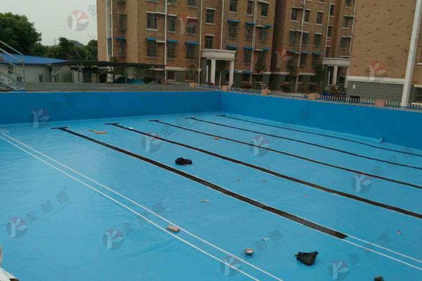 水池泳池防水施工