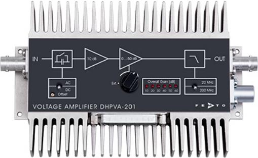 DHPVA系列100/200 MHZ可变增益电压放大器