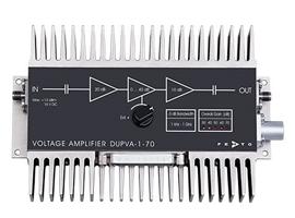 DUPVA 系列1KHz-1.2GHz 增益可调电压放大器
