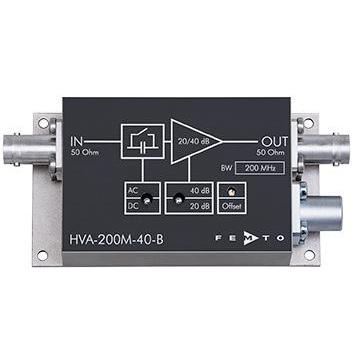 HVA系列宽频放大器