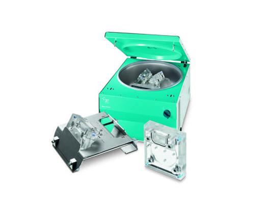 3T 微流控芯片 PDMS成型机 ZentriForm