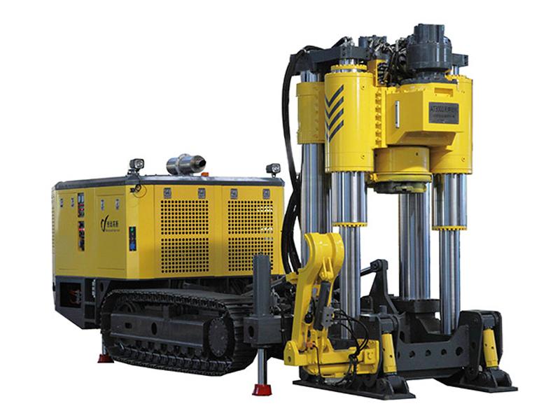CY-RV自行式天井钻机