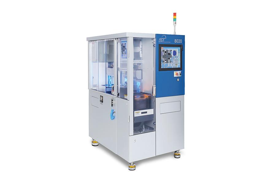 8020-全自动双轴晶圆切割机