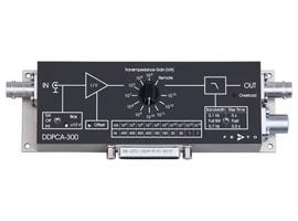 DDPCA-300 可变增益低噪声电流放大器